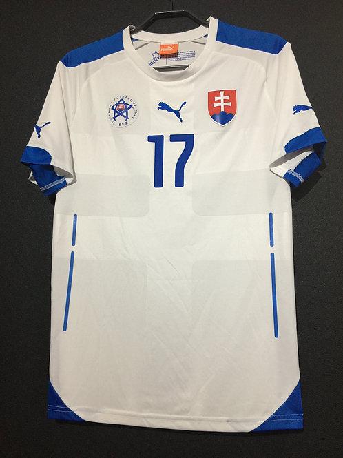 【2014/15】 / Slovakia / Home / No.17 HAMSIK