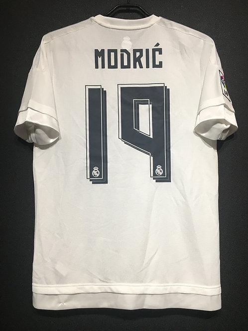 【2015/16】 / Real Madrid C.F. / Home / No.19 MODRIC