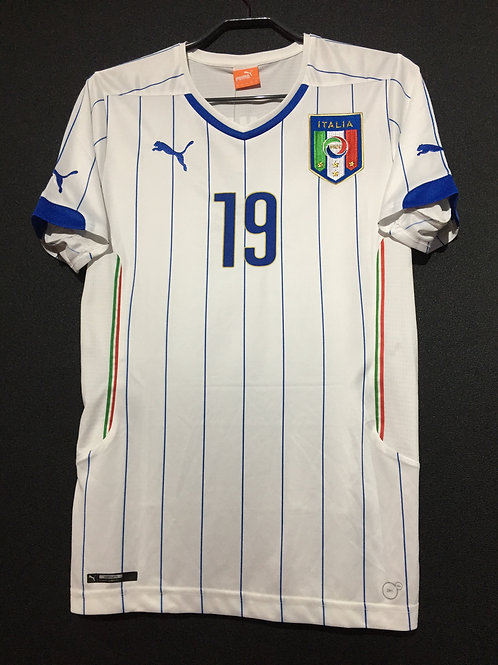 【2014】 / Italy / Away / No.19 BONUCCI
