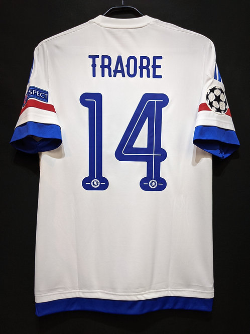 【2015/16】 / Chelsea / Away / No.14 TRAORE / UCL