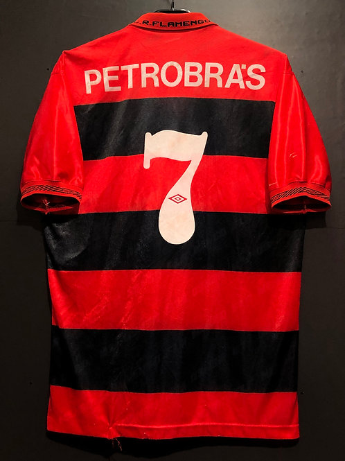 【1994】 / Clube de Regatas do Flamengo / Home / No.7