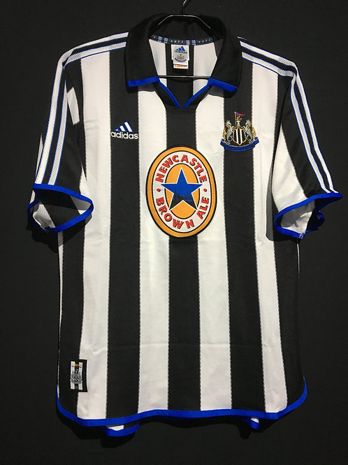 【1999/2001】 / Newcastle United / Home