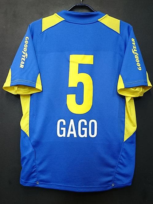 【2006】 / Boca Juniors / Home / No.5 GAGO