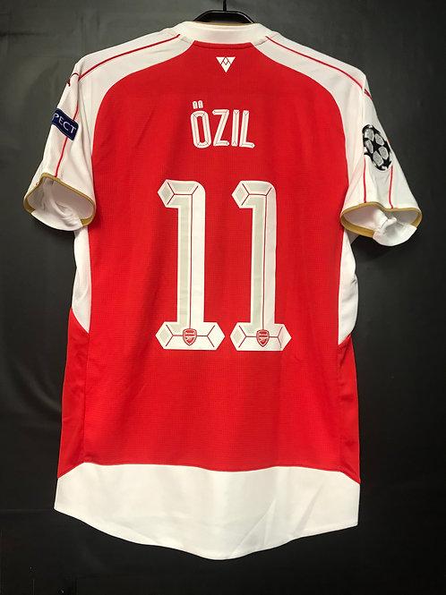 【2015/16】 / Arsenal / Home / No.11 OZIL / UCL