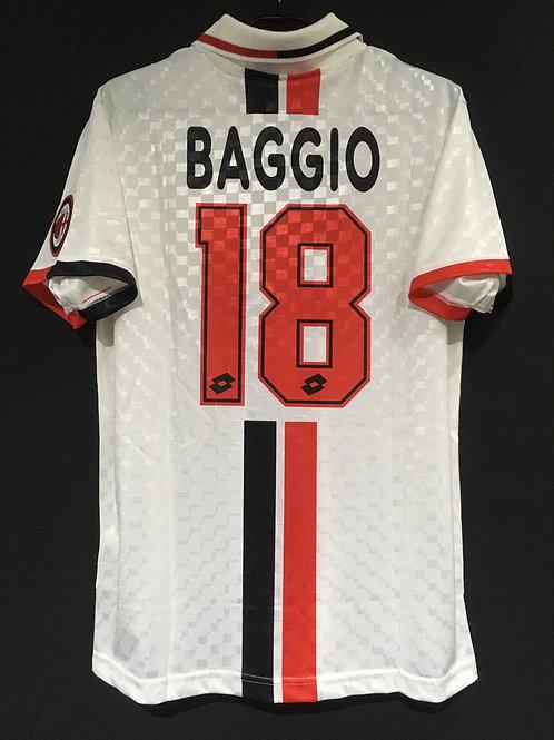 【1996/97】 / A.C. Milan / Away / No.18 BAGGIO