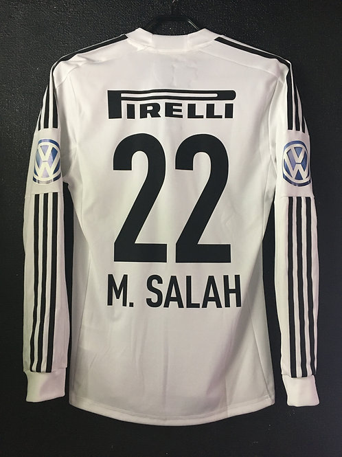 【2011/12】 / FC Basel / Home / No.22 M. SALAH / Player Issue