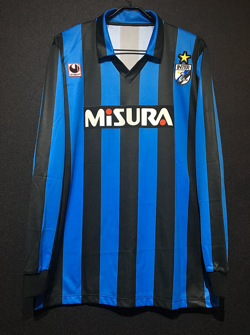 【1988/89】 / Inter Milan / Home / No.10 / Reproduction