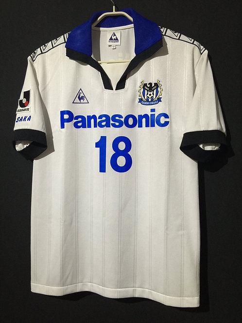 【1999/2000】 / Gamba Osaka / Away / No.18