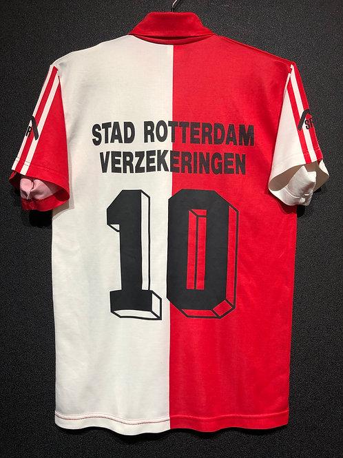 【1993/94】 / Feyenoord / Home / No.10