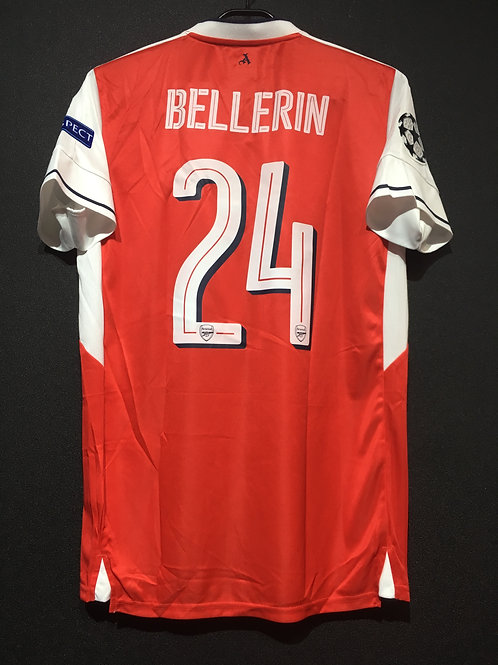 【2016/17】 / Arsenal / Home / No.24 BELLERIN / UCL