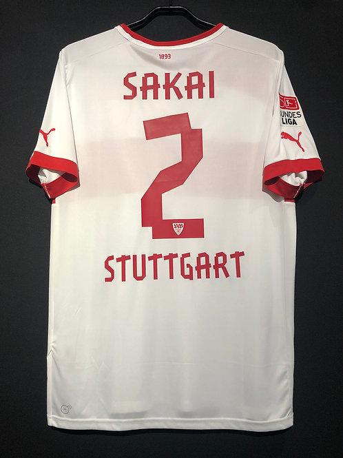 【2012/13】 / VfB Stuttgart / Home / No.2 SAKAI