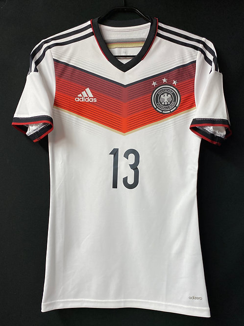 【2014】 / Germany / Home / No.13 MULLER / Authentic
