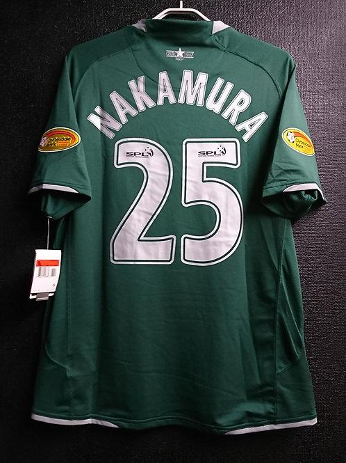【2007/08】 / Celtic F.C. / Away / No.25 NAKAMURA