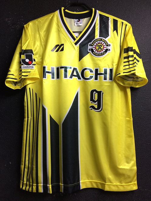 【1995/96】 / Kashiwa Reysol / Home / No.9