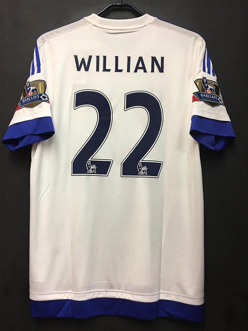 【2015/16】 / Chelsea / Away / No.22 WILLIAN