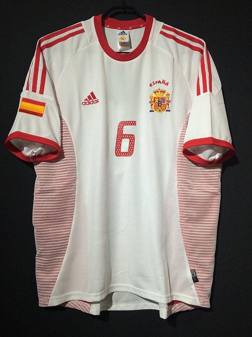 【2002/03】 / Spain / Away / No.6 HIERRO