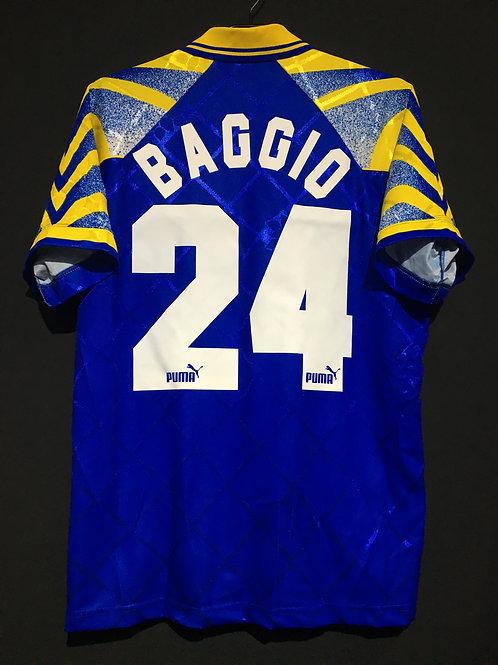 【1995/96】 / Parma / Away / No.24 BAGGIO