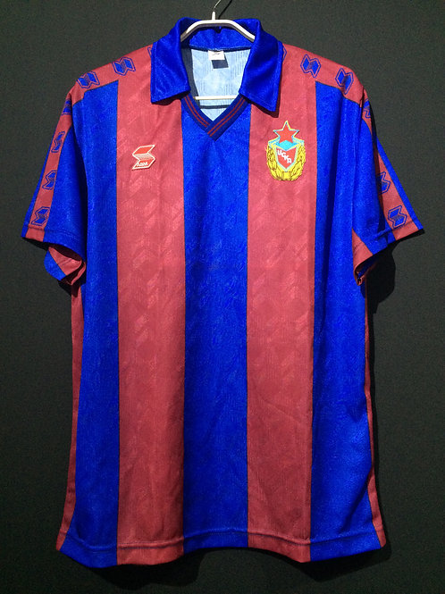 【1992/93】 / CSKA Moscow / Home