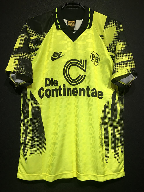 【1992/93】 / Borussia Dortmund / Home / No.9