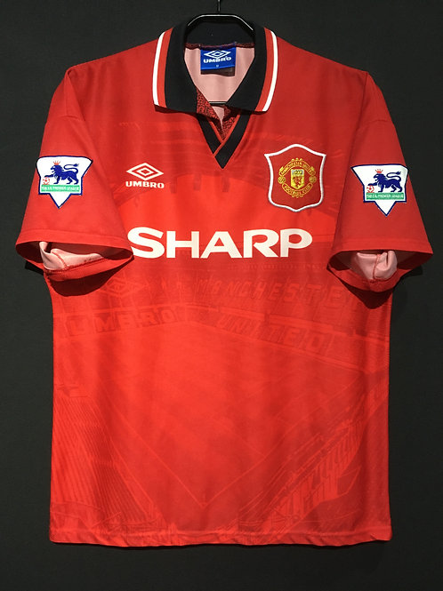 【1994/96】 / Manchester United / Home