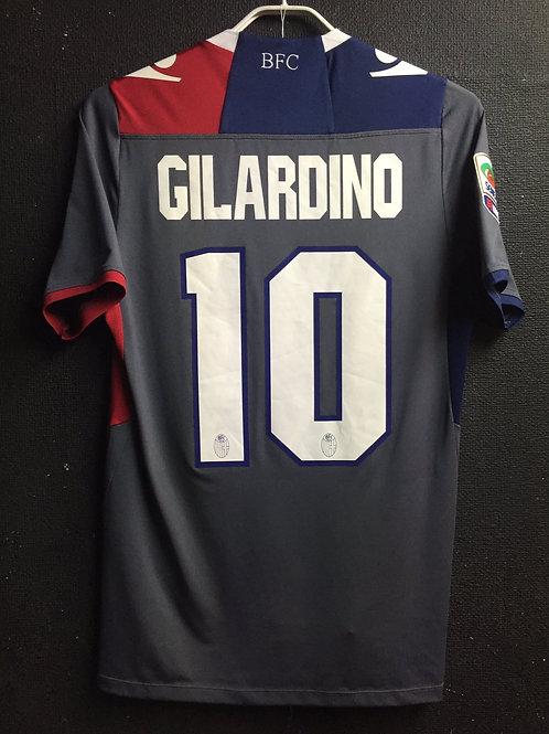 【2012/13】  / Bologna F.C. / 3rd / No.10 GILARDINO