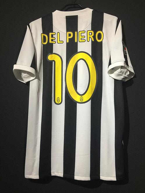 【2009/10】 / Juventus / Home / No.10 DEL PIERO