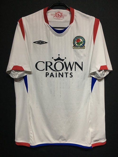 【2009/10】 / Blackburn Rovers / Away