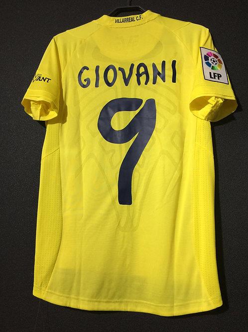 【2014/15】 / Villarreal CF / Home / No.9 GIOVANI