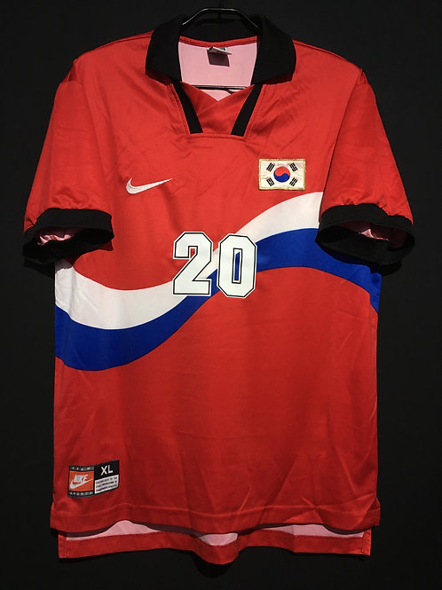 【1996/97】 / South Korea / Home / No.20 M B HONG
