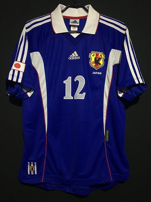 【1999/2000】 / Japan / Home / No.12 MORISHIMA / Authentic