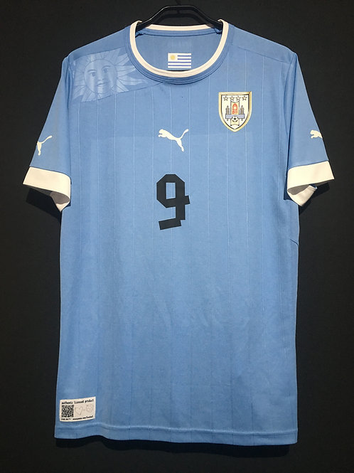 【2012】 / Uruguay / Home / No.9 SUAREZ