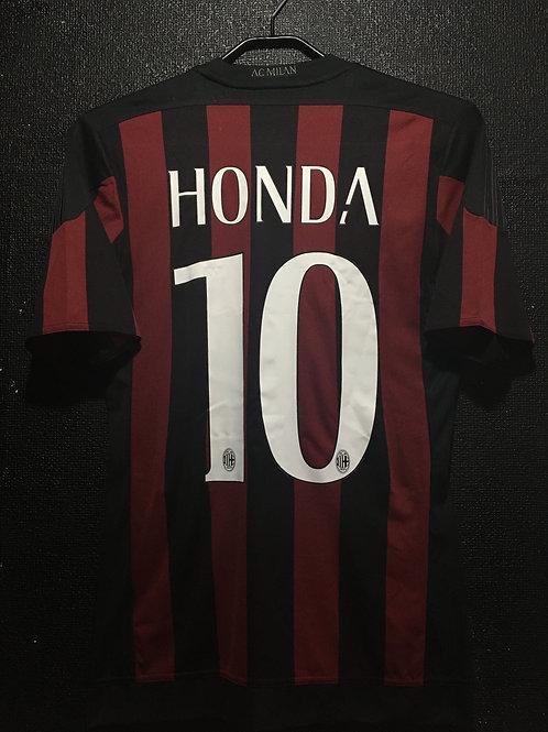 【2015/16】 / A.C. Milan / Home / No.10 HONDA / Authenric