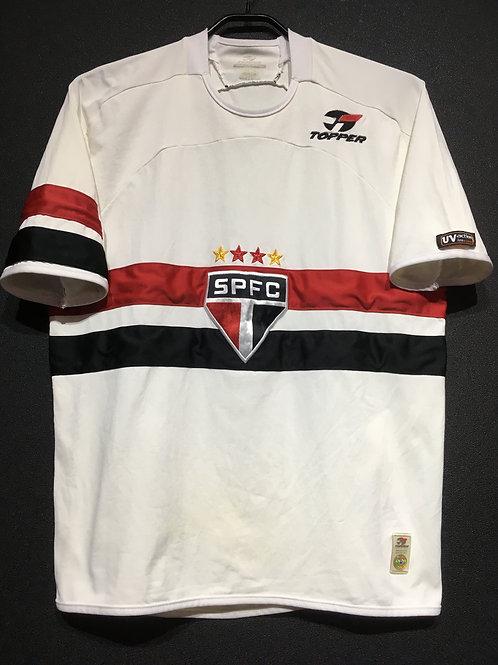 【2005】 / Sao Paulo FC / Home
