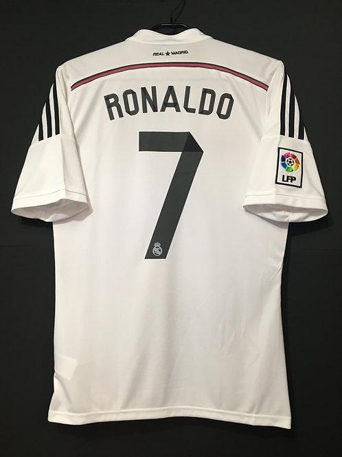 【2015】 / Real Madrid C.F. / Home / No.7 RONALDO