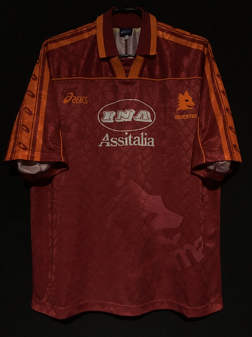 【1995/96】 / A.S. Roma / Home