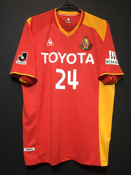 【2007】 / Nagoya Grampus / Home / No.24 HONDA