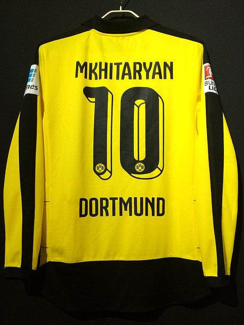 【2015/16】 / Borussia Dortmund / Home / No.10 MKHITARYAN