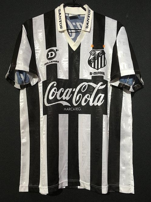 【1993】 / Santos FC / Away / No.10