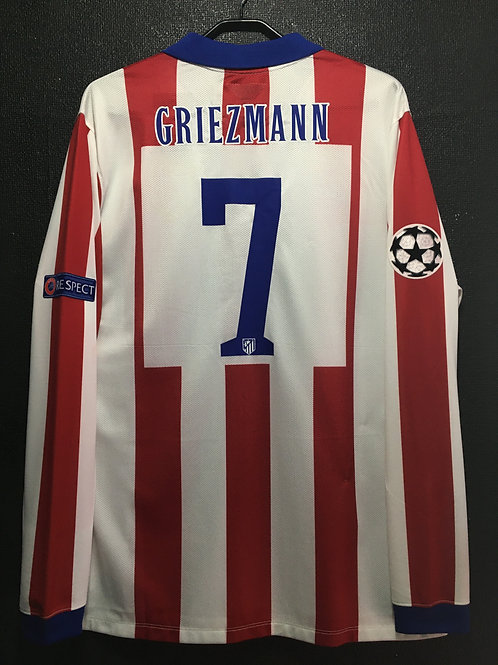 【2014/15】 / Atletico Madrid / Home / No.7 GRIEZMANN / UCL / Player Issue