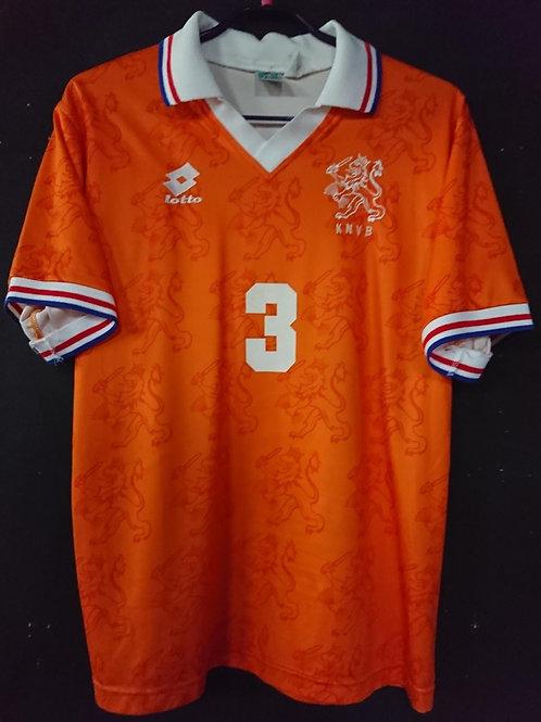 【1994/95】 / Netherlands / Home / No.3 RIJKAARD