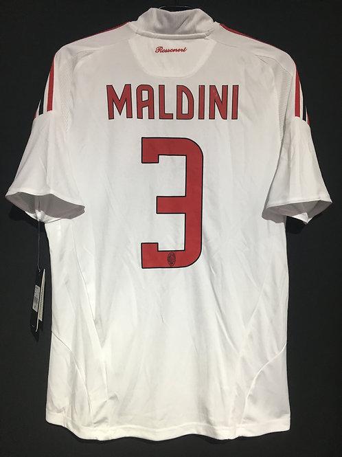 【2008/09】 / A.C. Milan / Away / No.3 MALDINI