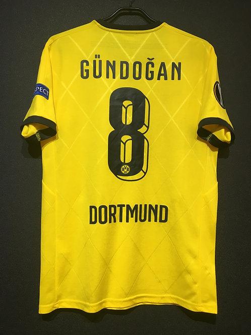 【2015/16】 / Borussia Dortmund / Cup(Home) / No.8 GUNDOGAN / UEL