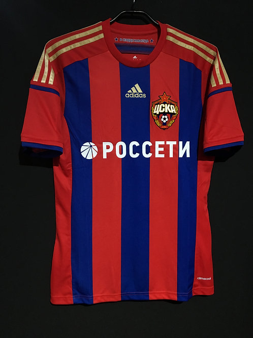 【2014/15】 / CSKA Moscow / Home