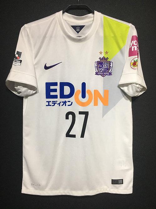 【2015】 / Sanfrecce Hiroshima / Away / No.27 SHIMIZU