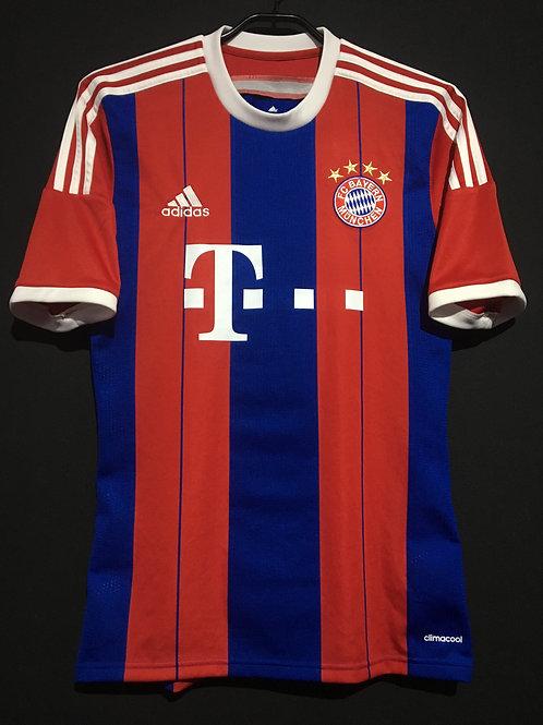 【2014】 / FC Bayern Munich / Home