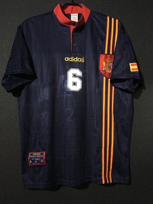 【1996/97】 / Spain / Away / No.6 R.HIERRO