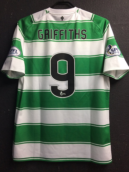 【2015/16】 / Celtic F.C. / Home / No.9 GRIFFITHS
