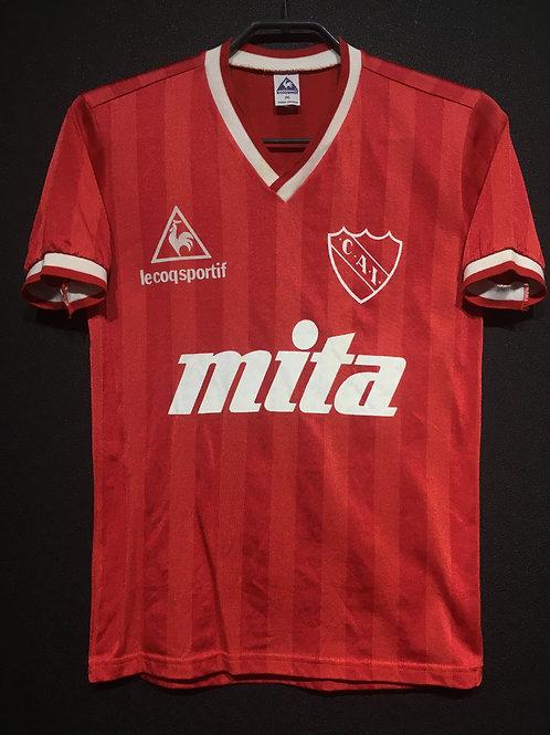 【1987/88】 / Independiente / Home