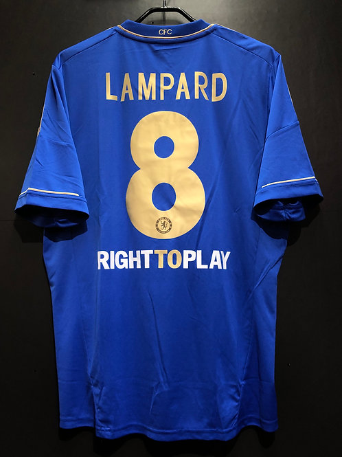 【2012/13】 / Chelsea / Home / No.8 LAMPARD / Cup