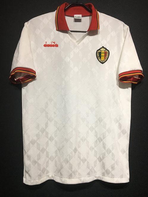 【1992/93】 / Belgium / Away